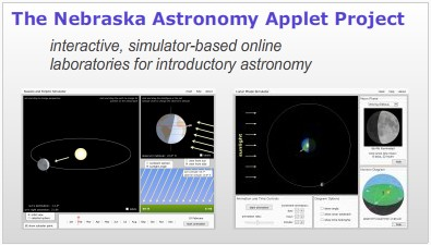 Nebraska Astronomy Applet Project