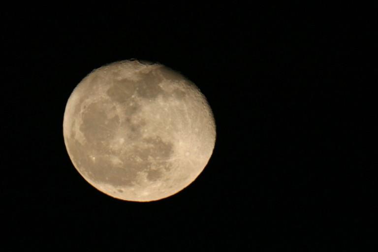 Public Domain Moon Pictures